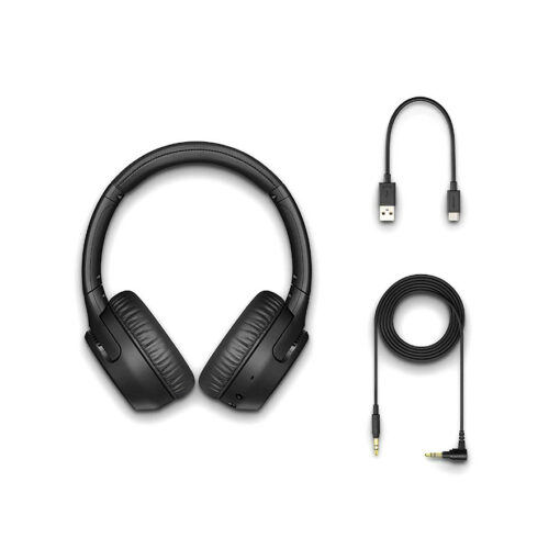 Sony WH-XB700 Black
